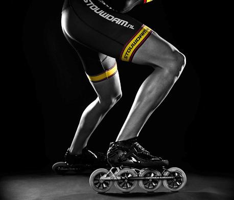 Skeelers en skates van Stouwdam Sport