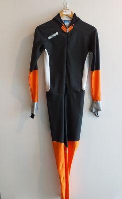 Bioracer Schaatspak Mach Sprint Oranje