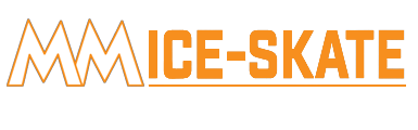 MenM Ice Skate logo